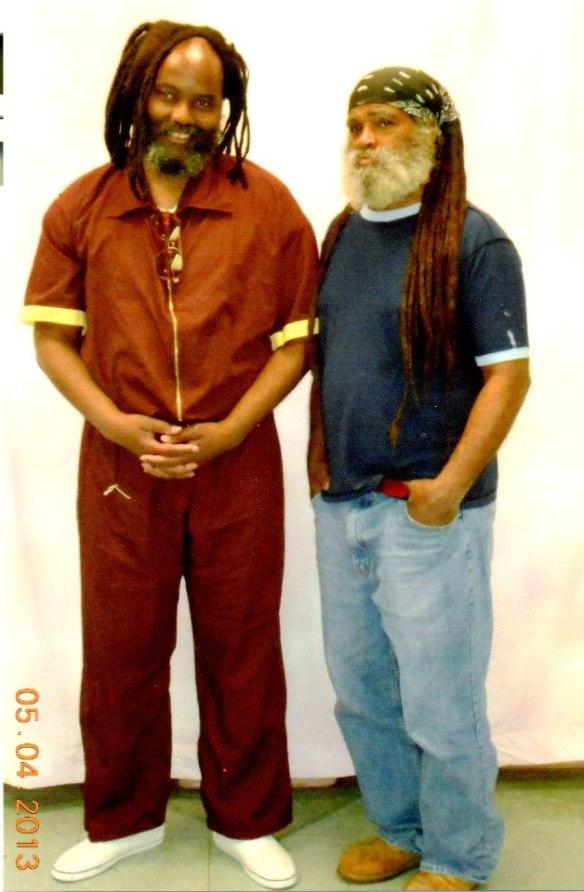 Mumia con Abdul Jon