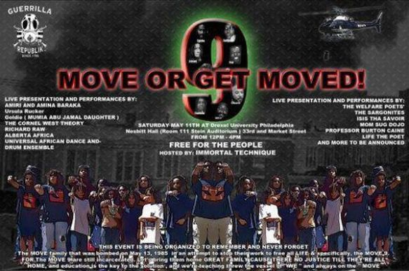 MOVE or get MOVED-