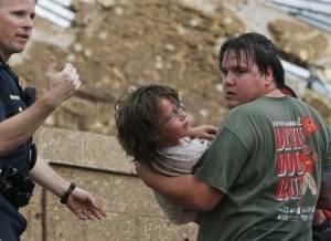 rescate Moore Oklahoma