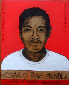 Rosario Díaz Méndez