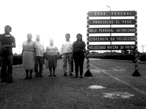 18 de julio Brigada de apoyo - Tabasco