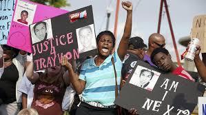 Trayvon. Justice. Am I next