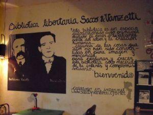 biblioteca Sacco y Vanzetti--
