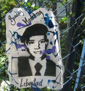 Bradley Manning Libertad