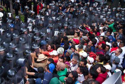 (9)MEXICO-CIUDAD DE MEXICO-SOCIEDAD-PROTESTA