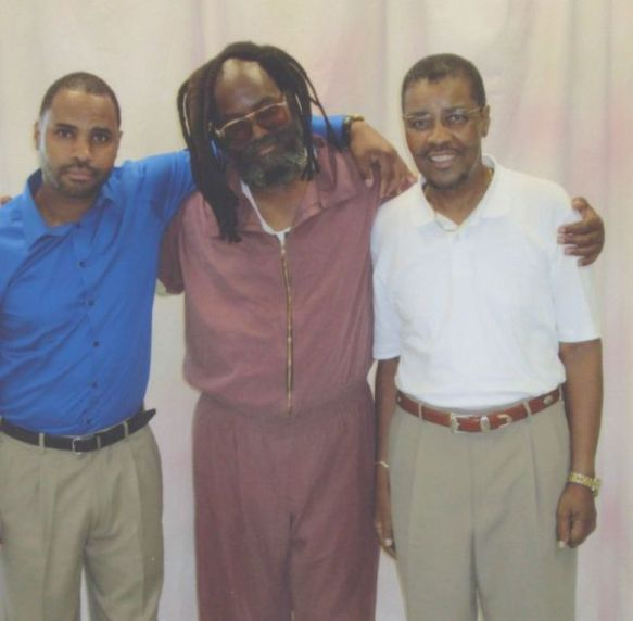 Jamal, Mumia and Keith-