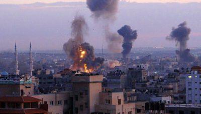 Israel airstrikes-