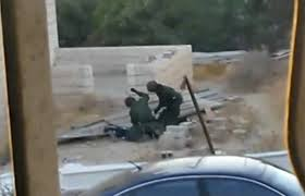Israeli police beat Tariq