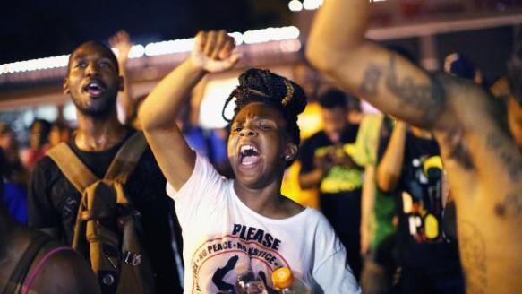 Ferguson youth