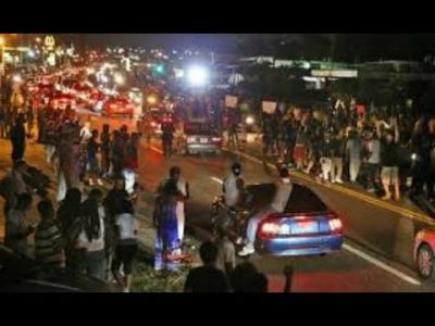 highway protest
