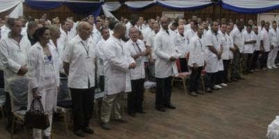 Cuban-Medics-Sierra Leone