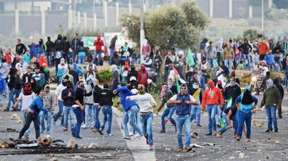 palestiniana-protest- police-shooting-kafr-kanna-20141108 +