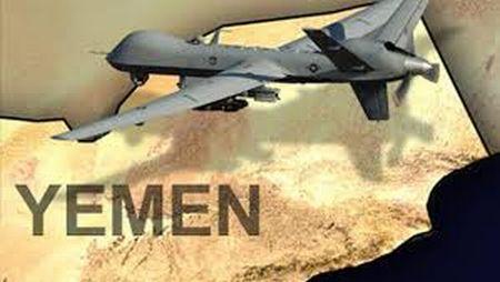 Yemen-drone
