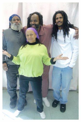 Mumia,Pam,Mike, Abdul-