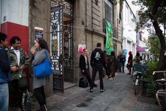 El 77 - Black Fury en la calle Foto: El77 CC BY-NC-SA