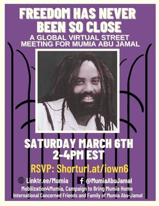 mumia street meeting 1 march 6