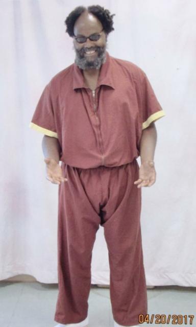 Mumia standing up