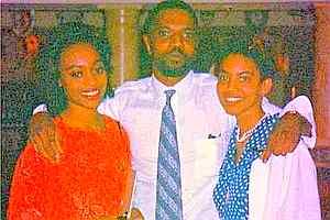 Kamau Sadiki with Kakuya & K'sisay